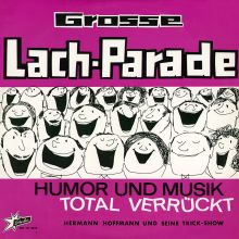 "Cover ""Die große Lachparade"" (1965)"