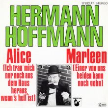 "Cover ""Alice/Marleen"" (1977)"