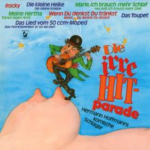 "Cover ""Die irre Hitparade"" (1977)"