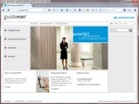 Homepage guidePORT™ von Sennheiser